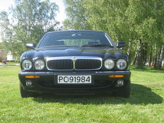 1998 Jaguar Xj8l. 1998 Jaguar XJ-Series 4 Dr XJ8