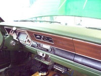 1972 Plymouth Valiant, Inside, interior