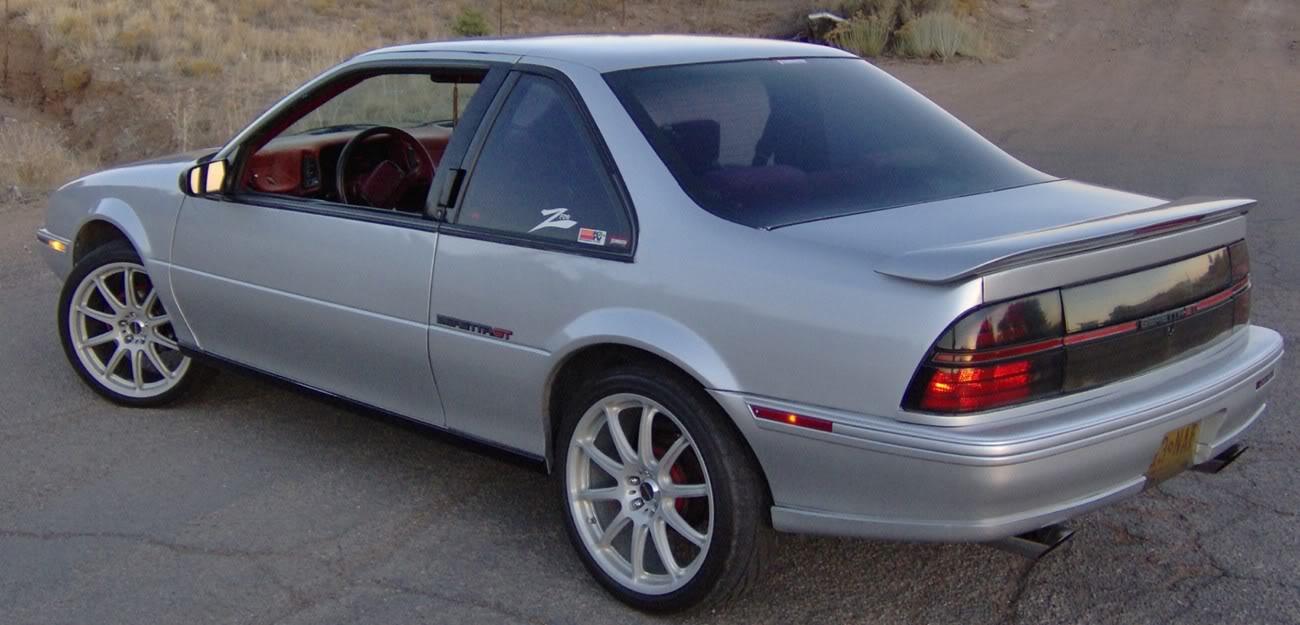 Chevrolet Beretta (1988)