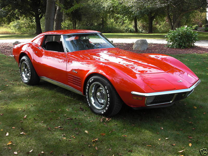 1972 Chevrolet Corvette Pictures Cargurus
