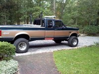 Picture of 1994 Ford F-250 2 Dr XLT 4WD Extended Cab LB, exterior