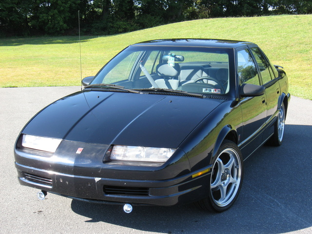 Picture of 1992 Saturn S-Series 4 Dr SL2 Sedan, exterior
