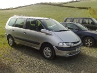 2002 Renault Espace Overview