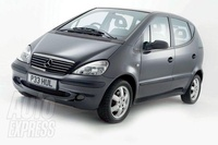 2001 Mercedes-Benz A-Class Overview