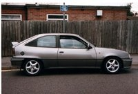 1990 Vauxhall Astra Picture Gallery