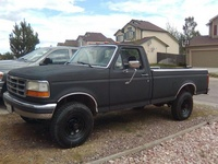 Picture of 1992 Ford F-250 2 Dr STD 4WD Standard Cab LB, exterior