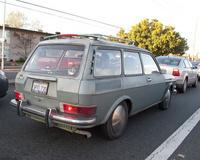 1971 Volkswagen 411 Overview