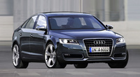 2010 Audi A6 Picture Gallery