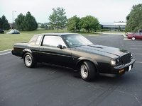 1987 Buick Regal 2-Door Coupe picture, exterior