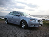 2005 Audi A4 Picture Gallery