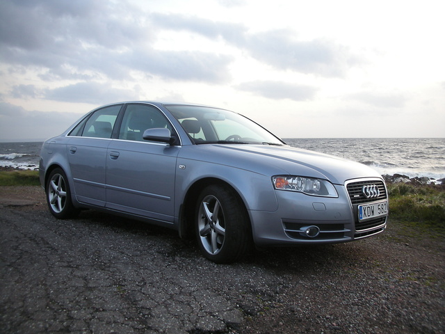 Picture of 2005 Audi A4 1.8T quattro