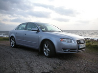 2005 Audi A4 Overview