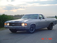 Picture of 1972 Chevrolet El Camino, exterior