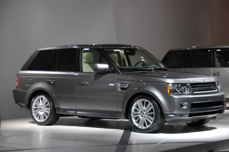Land Rover Range Rover Sport Best Design