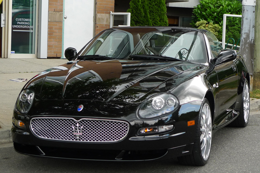 2006 Maserati GranSport 2dr Coupe picture