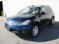2003 Nissan Murano Picture Gallery