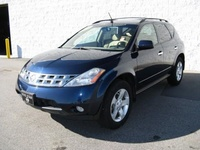 2003 Nissan Murano SL AWD picture, exterior