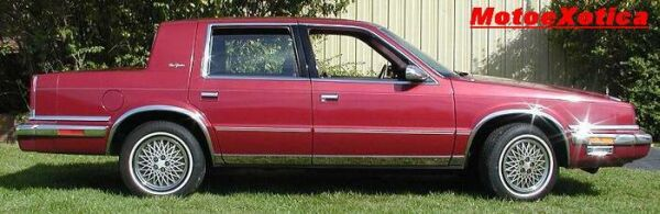 1989 Chrysler New Yorker picture, exterior