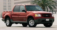 2001 Ford Explorer Sport Trac 4 Dr STD 4WD Crew Cab SB picture, exterior