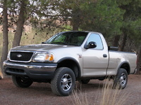 1999 Ford F-150 Picture Gallery