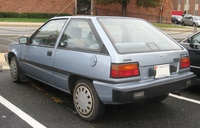 1988 Dodge Colt Picture Gallery