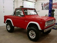1970 Ford Bronco picture, exterior