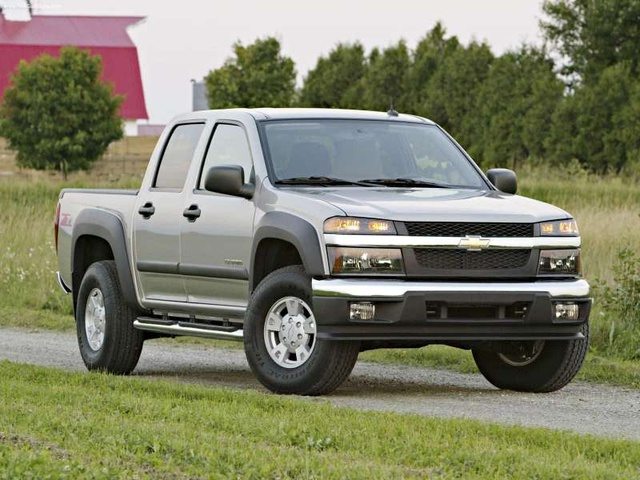 Picture of 2004 Chevrolet Colorado 4 Dr Z71 LS Crew Cab SB