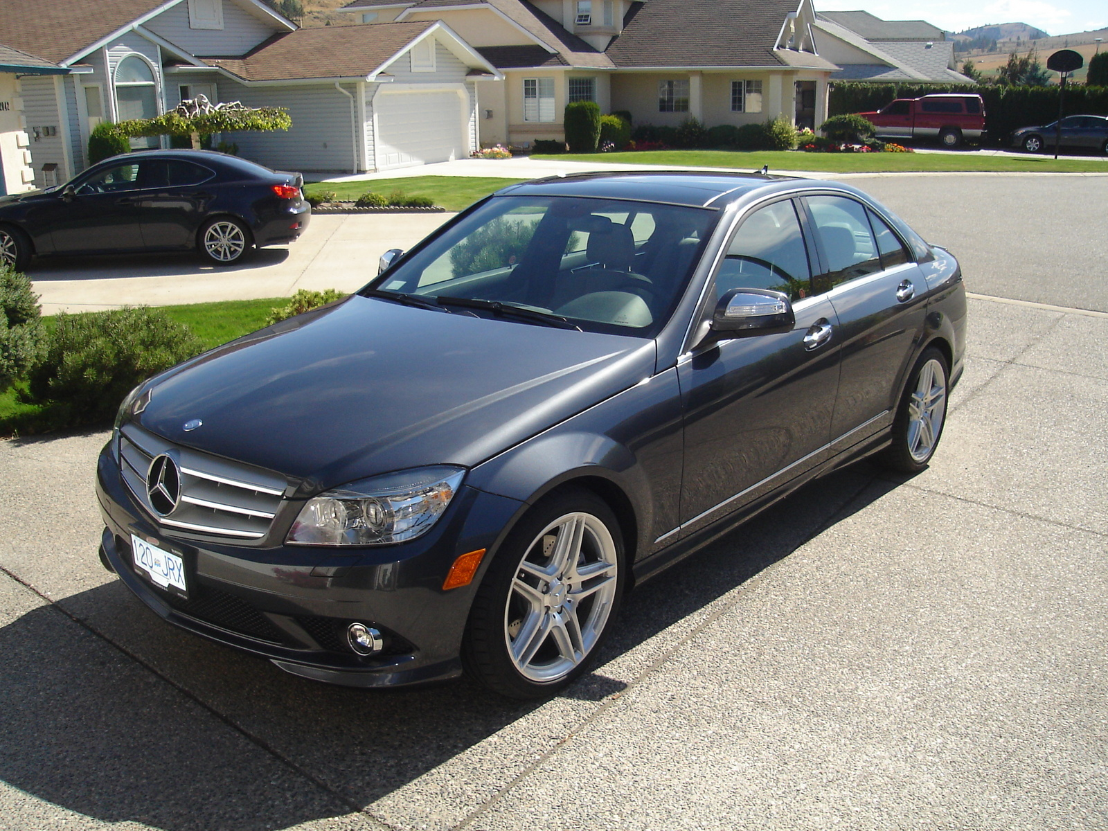 2007 mercedes benz c class exterior pictures cargurus. Black Bedroom Furniture Sets. Home Design Ideas