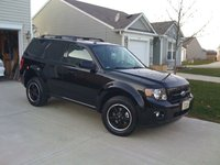2010 Ford Escape XLT 4WD, 2010 Ford Escape XLT Sport Appearance Package, exterior