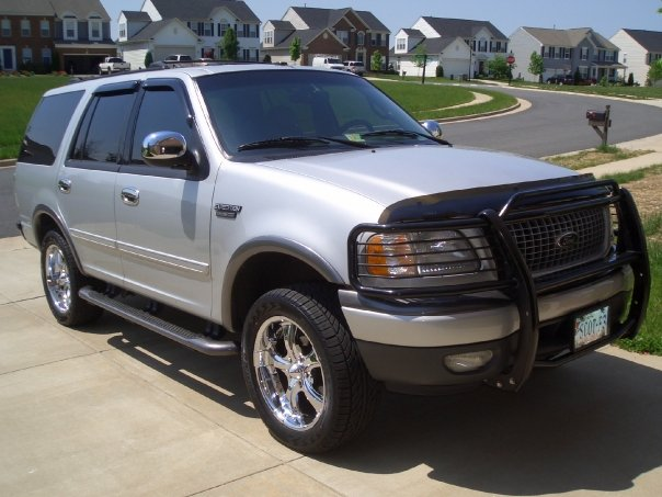 2001 Ford Expedition XLT 4WD picture