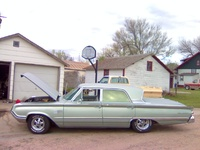 1964 Mercury Monterey Overview
