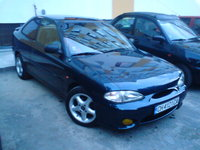 Picture of 1999 Hyundai Accent 2 Dr GS Hatchback, exterior