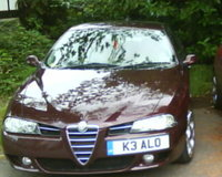 Picture of 2003 Alfa Romeo 156, exterior