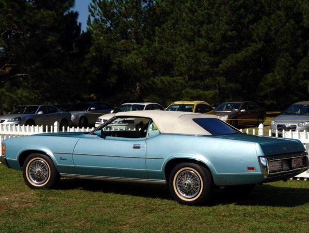 Picture of 1972 Mercury Cougar, exterior