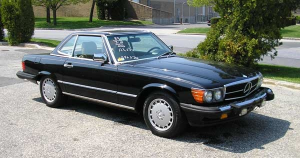 Picture of 1989 Mercedes-Benz SL-Class