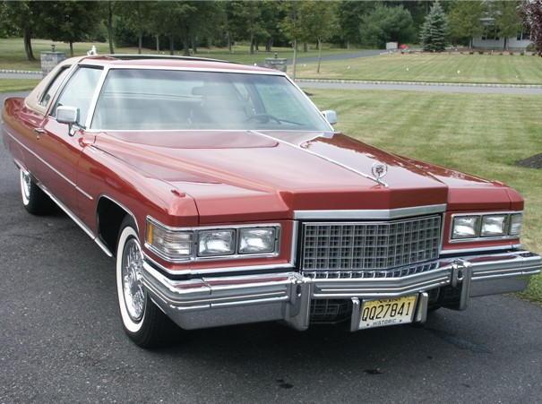1976 Cadillac Deville Pictures Cargurus