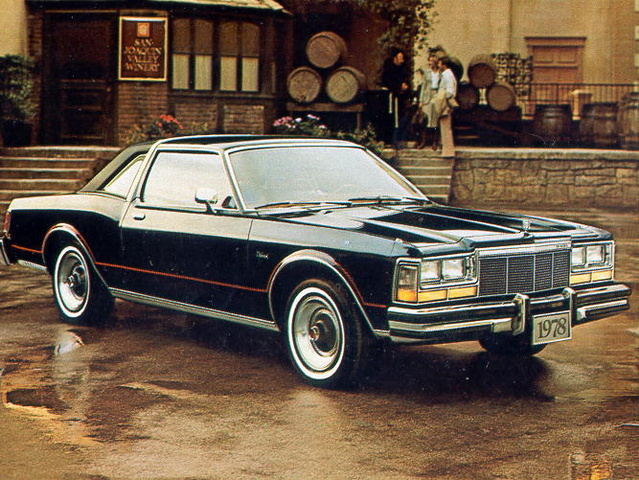 Picture of 1978 Dodge Diplomat, exterior, gallery_worthy