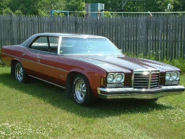 Picture of 1974 Pontiac Catalina