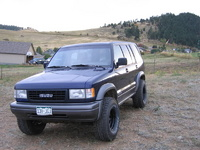 1995 Isuzu Trooper, 1983 Isuzu Trooper picture, exterior