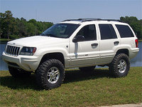 2003 Jeep Grand Cherokee Overview