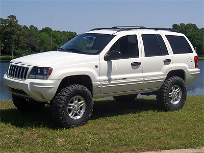 2003 Jeep Grand Cherokee Overland 4WD picture
