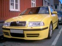 Picture of 2001 Skoda Octavia, exterior