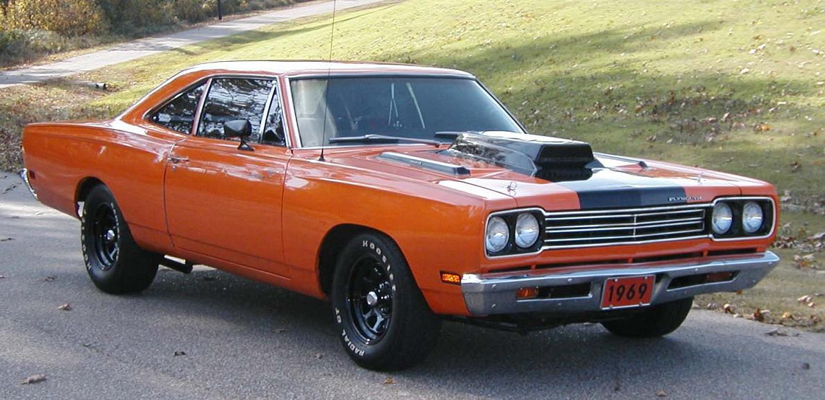 1969 Plymouth Road Runner picture, exterior