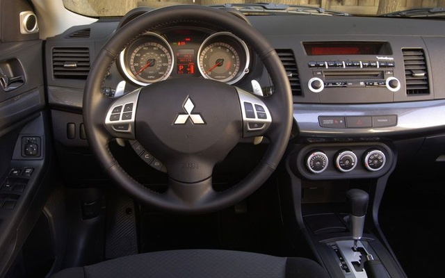 Delightful Picture Of 2009 Mitsubishi Lancer GTS, Interior, Manufacturer,  Gallery_worthy Idea