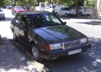 1993 Volvo 460 Overview