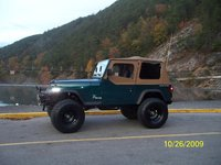 Picture of 1995 Jeep Wrangler SE, exterior, gallery_worthy