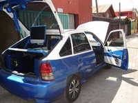 Picture of 1996 Daewoo Nexia, exterior, interior