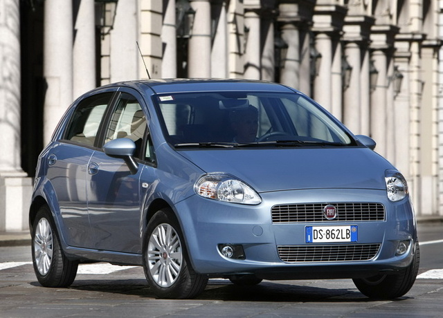 2006 fiat grande punto user reviews cargurus. Black Bedroom Furniture Sets. Home Design Ideas