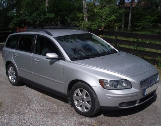 Picture of 2005 Volvo V50 2.4i Sport, exterior