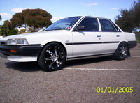 1989 Toyota Camry Picture Gallery